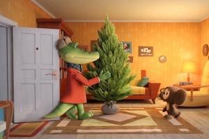 Чебурашка и Новый год: праздничная серия обновленного мультфильма выйдет в Сети 31 декабря