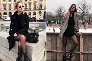 Стилист-эксперт Ирина Каховская поделилась своим любимым приемом по выбору колготок: как подобрать идеальную пару и не прогадать