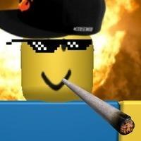 Курящий Нубик
