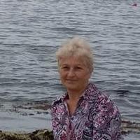 Наталия Сарсадских (Икрамова)